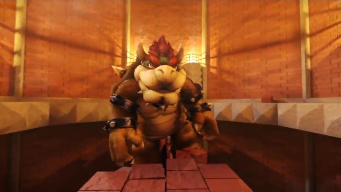 #Video El final de Super Mario Bros 3 en primera persona 11
