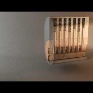 #Vídeo ¿Cómo funciona una cerradura? 24