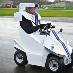 #Video P45 el coche más pequeño del mundo 22