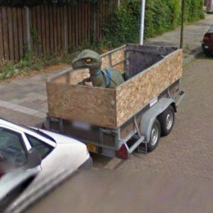 Las instantáneas más curiosas de Google Street View 9