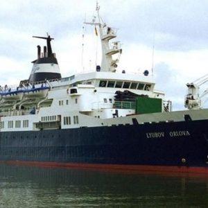 """El 'barco fantasma' Lyubov Orlova, """"amenaza inminente para el medioambiente"""" 26"""