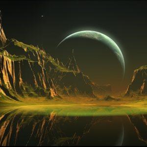 Los 10 paisajes alienígenas en la tierra 26