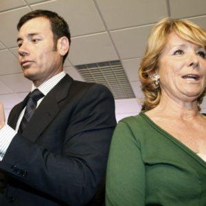 Esperanza Aguirre es la Tomás Gómez del PP 10