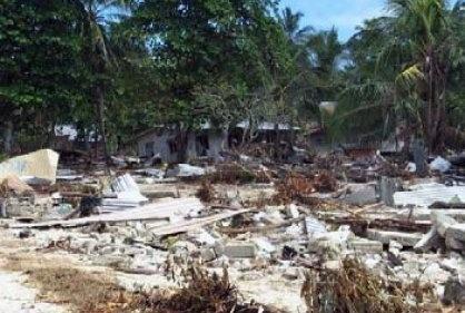 Un terremoto de 8 grados en las Islas Salomón provoca un tsunami en el Pacífico Sur que podria dirigirse a Japon 12