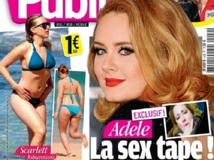 Difunden el supuesto video prohibido de Adele 3
