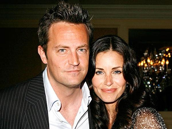 Monica y Chandler, juntos 2