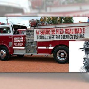 ¿El fantasma de un bombero cuida el camión de bomberos que actuó en el 11S ? 7