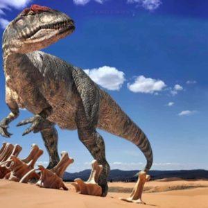 Los dinosaurios podrían haber alimentado a sus crías con 'leche' 27