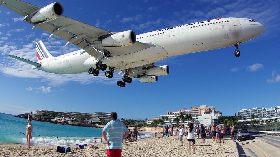 20 pistas de aterrizaje terroríficas que te quitarán las ganas de volar 12