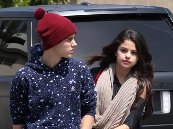 Bieber visitó a Selena 2