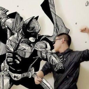 El sorprendente arte de Gaikuo-Captain 28