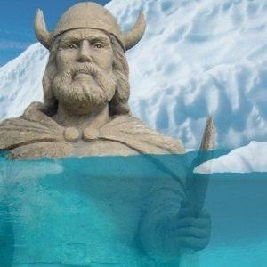 Los vikingos 'emergen' de los glaciares por el calentamiento global 26