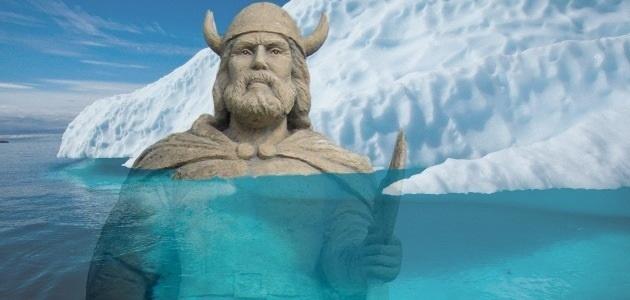 4626625e53f039ba68772ee58efd5752 - Los vikingos 'emergen' de los glaciares por el calentamiento global