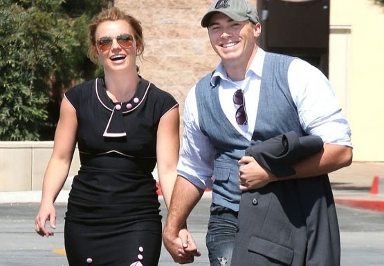 El nuevo amor de Britney Spears 9
