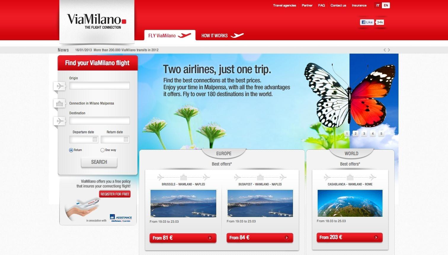52fbadf952fc89b2765f48c72fb1eb0a - Viaja mas barato y ahorra tiempo gracias al nuevo servicio de vuelo ViaMilano
