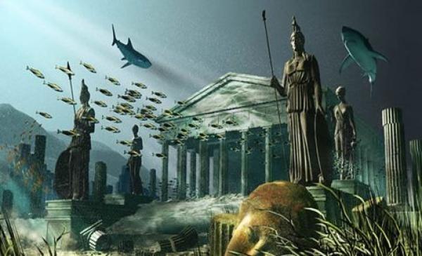 55a4b1dc02dc4df8b8ce3bbec9c356d0 - Afirman que la Atlántida existió en el mar Egeo y quedó hundida por un tsunami