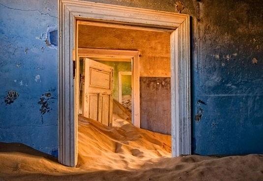 Los lugares más bellos y abandonados del mundo 2
