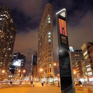 #Video Estas podrían ser las nuevas cabinas telefónicas de Nueva York 26