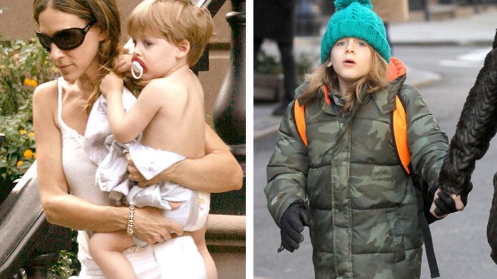 James Wilke Broderick - Noticias Curiosas - Como crecen los hijos de los famosos