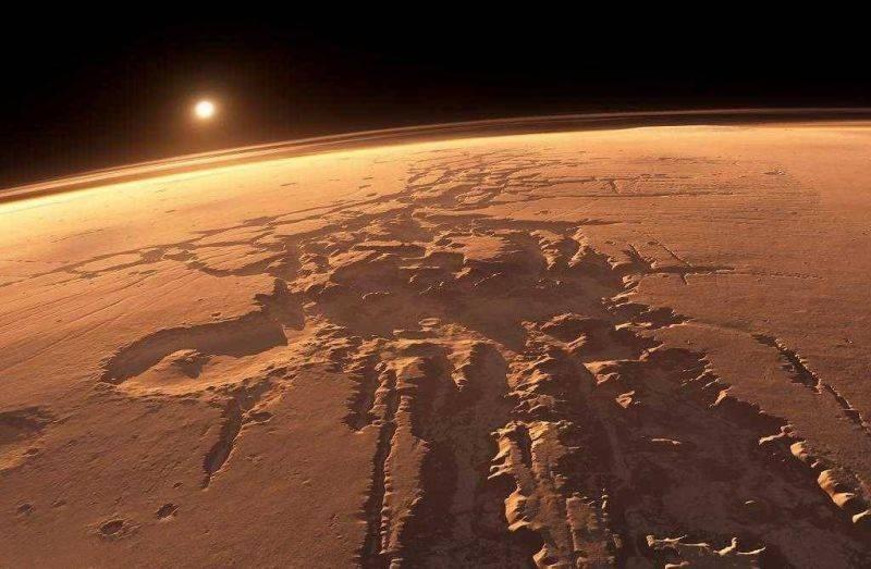 Científicos hallan en bacterias de la Antártida la 'receta' para sobrevivir en Marte 14