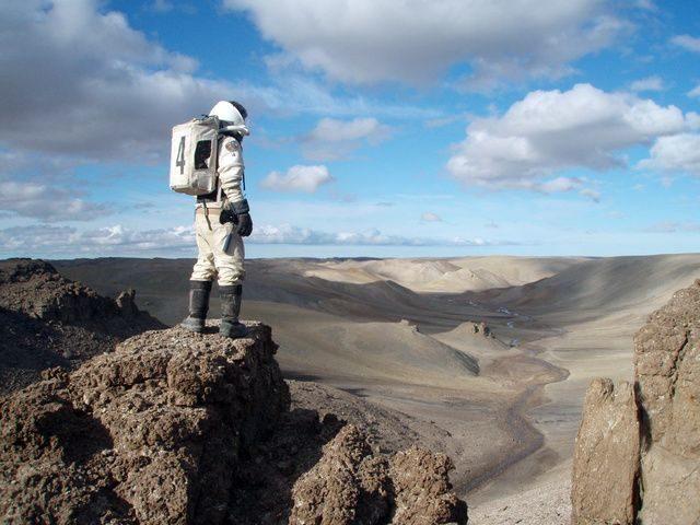 Mira cómo se vería Marte si el hombre llegara a pisar el planeta rojo 17