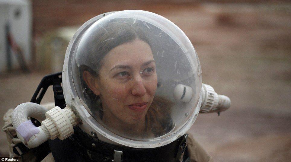 Mira cómo se vería Marte si el hombre llegara a pisar el planeta rojo 18