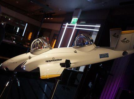 Spymaster Orcasub, un submarino biplaza de dos millones de dólares para 'volar' bajo las aguas 12