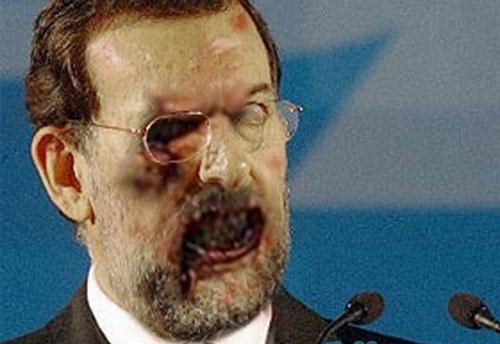 Rajoy llega tarde al embalsamamiento 13
