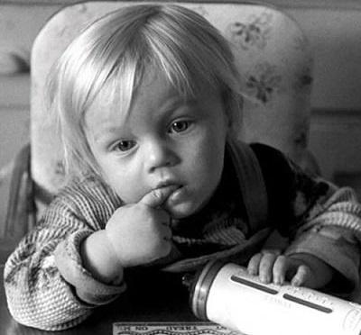 ¿Sabes quién es este bebé? 11