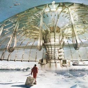 'Paraguas polar', un curioso proyecto futurista para proteger el hielo de los polos 20