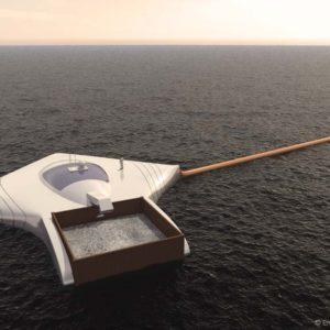 Un estudiante de 19 años inventa un sistema para limpiar los océanos de plástico 19
