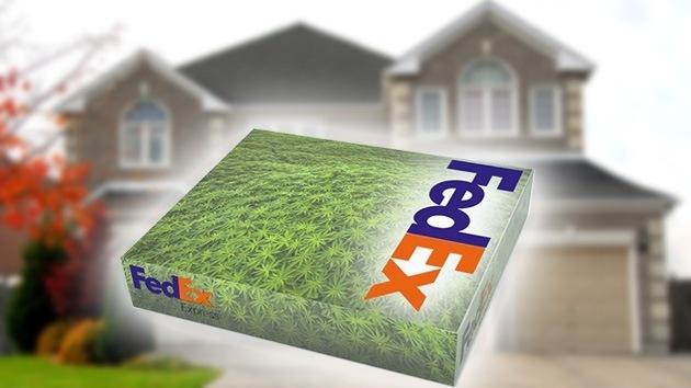 dc0900c4858a2f0dce82ed3898356bb3 - Una estadounidense litiga contra FedEx por llevarle un paquete con marihuana