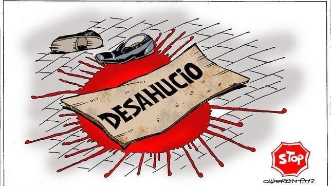 Stop desahucio suicidio