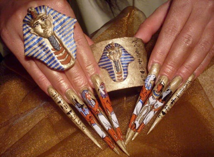 Nailympics Las olimpiadas de la manicura 31