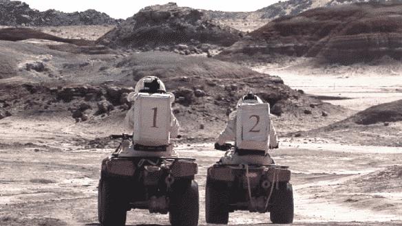 Mira cómo se vería Marte si el hombre llegara a pisar el planeta rojo 20