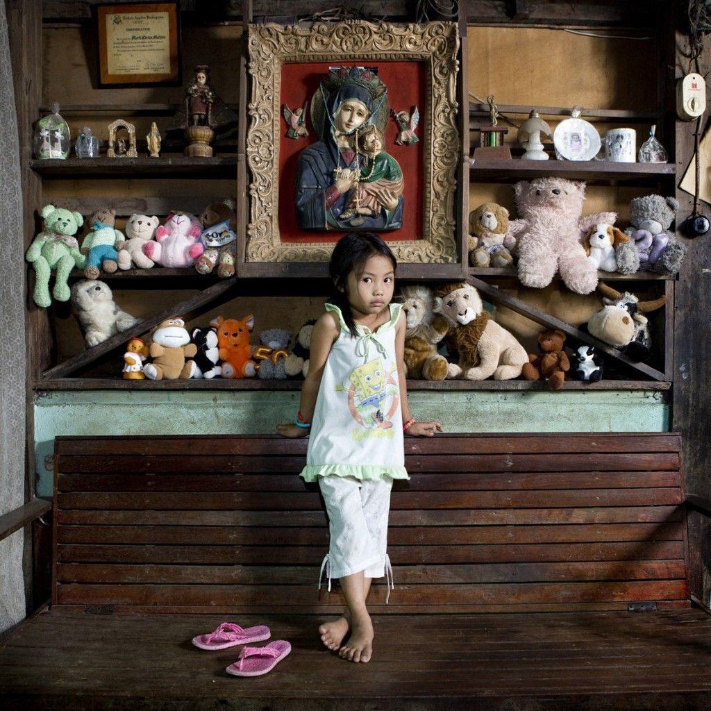 """""""Toy Stories"""" la vida de los niños según sus juguetes 20"""