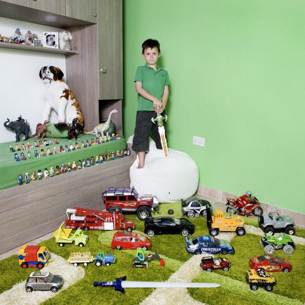 """""""Toy Stories"""" la vida de los niños según sus juguetes 23"""