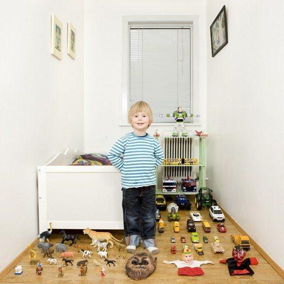 """""""Toy Stories"""" la vida de los niños según sus juguetes 31"""