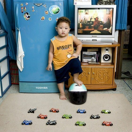 """""""Toy Stories"""" la vida de los niños según sus juguetes 35"""