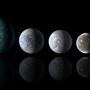 La NASA descubre planetas similares a la Tierra en una zona habitable 5