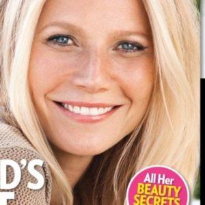 Gwyneth Paltrow es la mujer más bella del mundo para la revista People 7