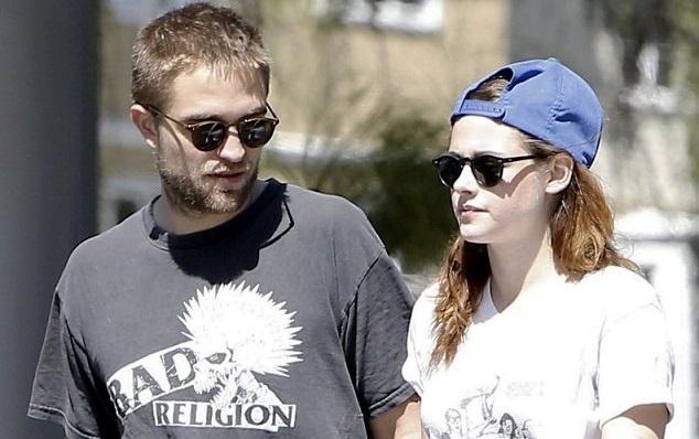 197604616a676bee4526981ed9585350 - Robert Pattison y Kristen Stewart compran golosinas para pasar la tarde juntos