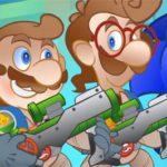 #Video Super Mario Buster 2 vuelven los hermanos cazafantasmas 11