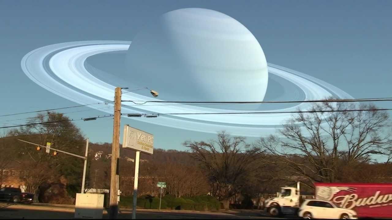 #Video ¿Qué pasaría si otros planetas fueran tan cercanos a la Tierra como la Luna? 11