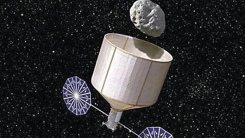 La NASA quiere capturar un asteroide y traerlo a la Tierra 1