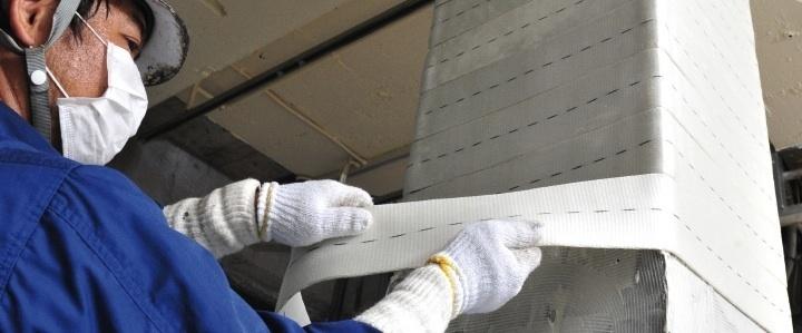 54275c2f5b6ffd18c7bf4a515635e4c3 - #Video Inventan un sistema para proteger los edificios de los terremotos vendando los pilares