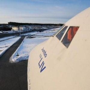 #Fotos Avión Boeing 747 convertido en un Hotel 8