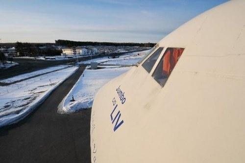 #Fotos Avión Boeing 747 convertido en un Hotel 10