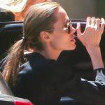 Una vez más la delgadez de Angelina Jolie causa polémica en la prensa rosa 9