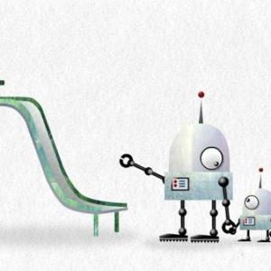 #Video D. A. D, un padre robot y su hijo 20